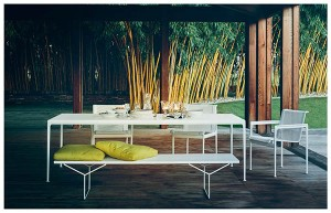 Table et chaise 1966 Knoll