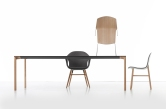 table & chaise, Kristalia