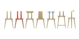 Tabu Chair collection by Alias and Eugeni Quitllet
