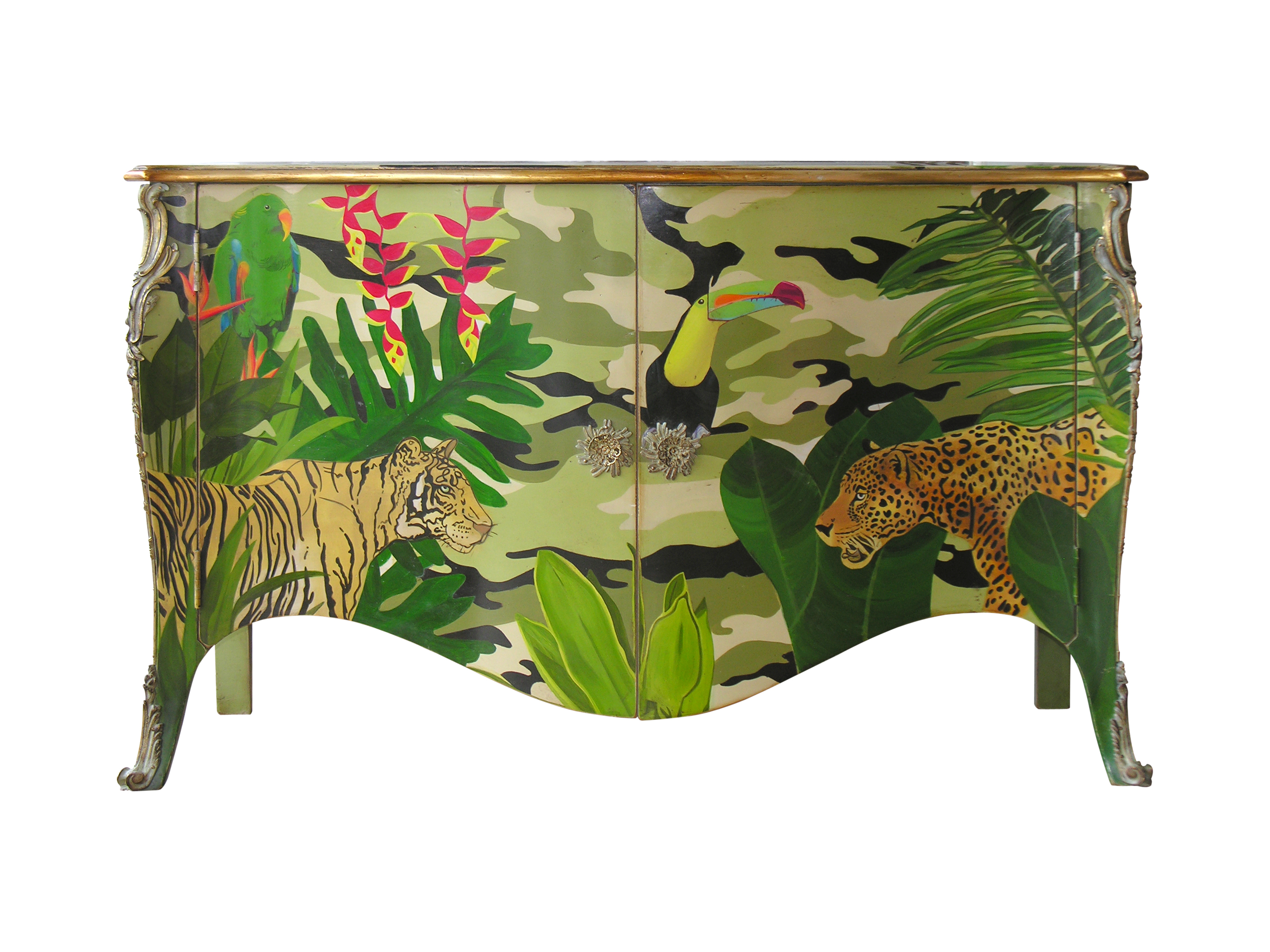 tendance jungle vibrez aux couleurs du br sil diagnostic d co. Black Bedroom Furniture Sets. Home Design Ideas