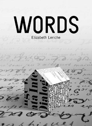 Words par Elizabeth Lerich, Laforge pour MAISON&OBJET