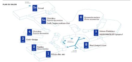 Plan Maison & Objet