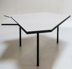 "Table basse ""Rain"" de Christian Haas, Gallery S. Bensimon"