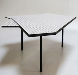 "Table basse ""Rain"" de Christian Haas, Gallery S. Bensimon"
