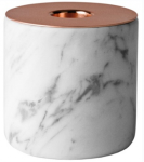 Bougeoir Chunk of marbles, D 7,5 cm x H 7,5 cm, 70 €, Home Autour du monde