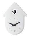 """Horloge en plastique recyclable, L 24 x P 2,7 x H 30,5 cm. 57,50€ """"Toc-Toc"""" Koziol"""