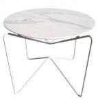 Table Papillon plateau marbre, prix sur demande, Galix