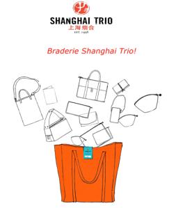Braderie Shanghai Trio