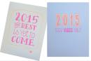Carte de voeux avec enveloppe, 13,65€ le lot de 6, DeLuce Design sur Etsy
