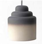 Suspension Jedee deThinkk Studio en porcelaine, Specimen Editions