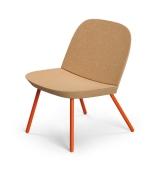 """Chaise """"Porto"""" avec structure tubulaire, L 53 x P 67 x H79cm. 500€, Rodet"""