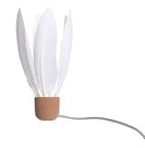 """Lampe """"Volant"""" de Godefroy de Virieu de 26 cm de haut. 149€ L'Atelier d'Exercices"""