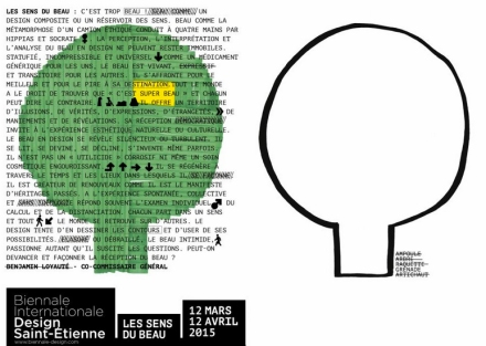 Biennale Internationale Design Saint-Etienne