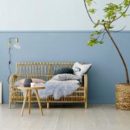 Banc Rattan sofa, H 76 cm, 419 €, Bloomingville