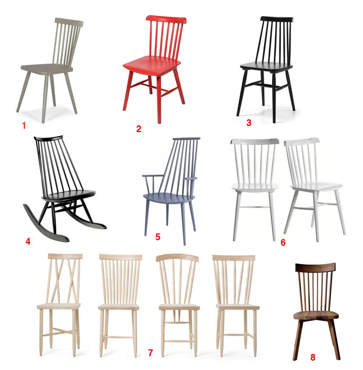 Une chaise barreaux tout prix diagnostic d co - Prix pour rempailler une chaise ...