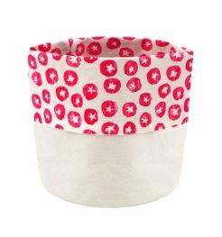 Corbeille à pain en coton, 8€ Marion Lesage pour Monoprix