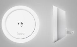 Détecteur de fumée/veilleuse Smart Alert Night Light, , à brancher sur une prise électrique, 87 €, Leeo