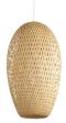 Suspension Nagai Inspire en bambou, D 30 cm, 44,90 €, Leroy Merlin