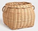 Panier en rotin, 59,99 €, Zara Home