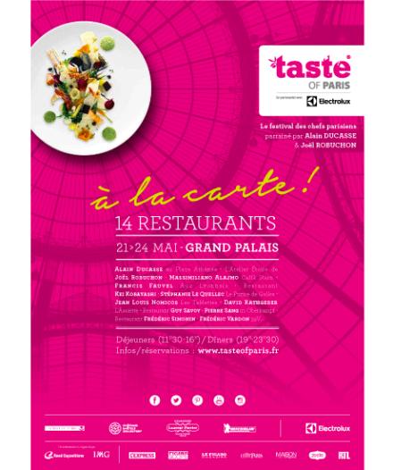 taste au Frand Palais