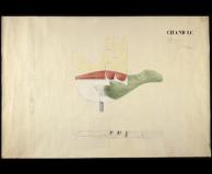 Le Corbusier (Charles-Edouard Jeanneret, dit), La Main ouverte, 1964