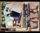 """Le Corbusier (Charles-Edouard Jeanneret, dit), Nature morte """"Harmonique périlleuse"""", 1931"""