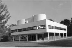 Le Corbusier, Pierre Jeanneret, Villa Savoye © F.L.C. _ ADAGP, Paris, 2015 © Paul Koslowski