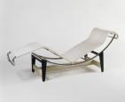 Pierre Jeanneret, Le Corbusier (Charles-Edouard Jeanneret, dit), Charlotte Perriand, Chaise-longue B 306, 1928 _ 1932