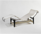 Pierre Jeanneret, Le Corbusier (Charles-Edouard Jeanneret, dit), Charlotte Perriand, Chaise-longue B 306, 1928 _ 1932