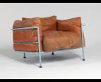 Pierre Jeanneret, Le Corbusier (Charles-Edouard Jeanneret, dit), Charlotte Perriand, Fauteuil Grand Confort, 1928