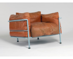 Pierre Jeanneret, Le Corbusier (Charles-Edouard Jeanneret, dit), Charlotte Perriand, Fauteuil Grand Confort, 1928