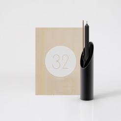 Bougeoir porte-encens d' Eugeni Quitllet créateur de l'année, Designerbox