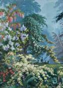L'Eden 1er tableau de Joseph Fuchs Manufacture Desfossé 1861