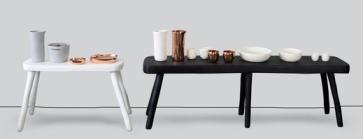 Accessoirs et banc, Tina Frey Designs