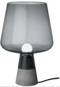 """Lampe à poser """" Leimu"""" en verre et béton, Ø 25 x H 38 cm. 549 €, iittala"""