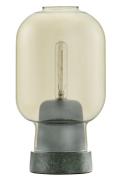 """Lampe à poser """"Amp"""" en marbre et verre. 200 € Normann Copenhagen"""