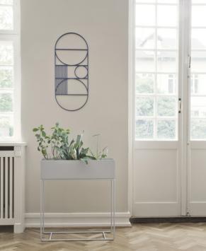 """Jardinière """"Plant Box""""en métal, L 60 x H 65 cm. 199 € Ferm Living"""