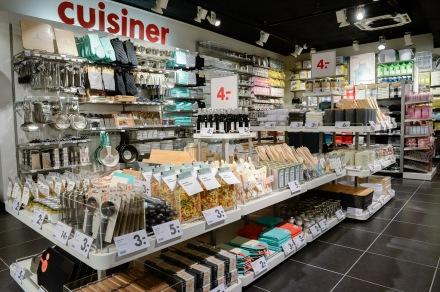 Ouverture de la boutique Hema a Toulouse