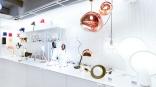 luminaire, La boutique du Centre Pompidou