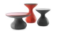 """Tables """"Gozo"""" de Kai Stania, à partir de 745€ Leolux"""