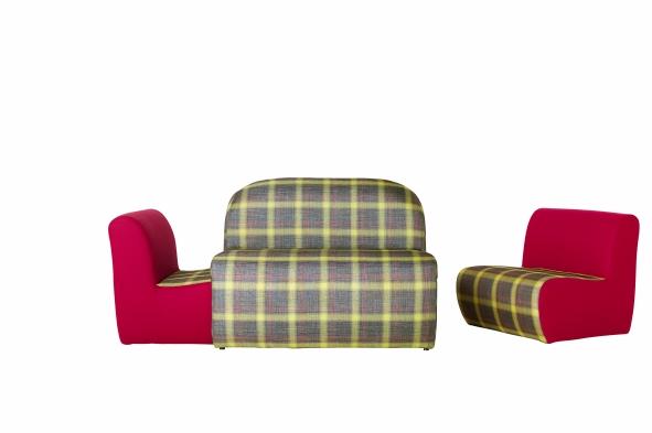 Roche Bobois canape et fauteuils formentera