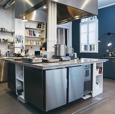 cuisine atelier trevise