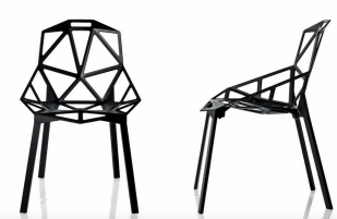 "Chair One"" de Konstantin Grcic"