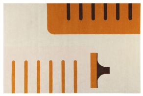 roche-bobois-JC08-LUCE_tapis_ORANGE-bis