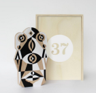 Planche à découper par Leslie David. DesignerBox