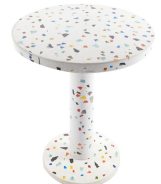 "Table d'ppoint ""kyoto"" de Shiro Kuramata,5832€ Memphis"