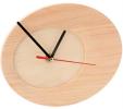 Horloge en bois de 20 cm. 6,49€ Creavea