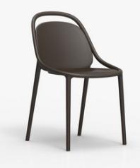 """Chaise """"Stone"""" en polypropylène par Eugeni Quitllet, 164,40€, Habitat"""