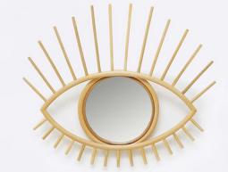miroir-en-rotin-tendance-revisite-en-forme-doeil-urban-outfitters