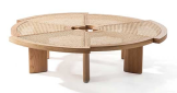 Table Rio de Charlotte Perriand, Cassina